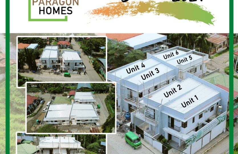 127 paragon homes update