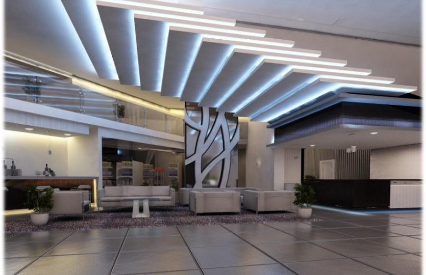CGT Perspective Lobby