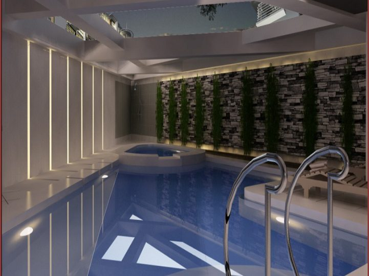 CGT Perspective Swimming Pool Area 1