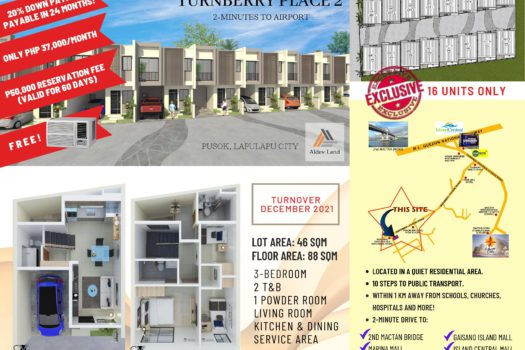 turnberry place 2 pusok